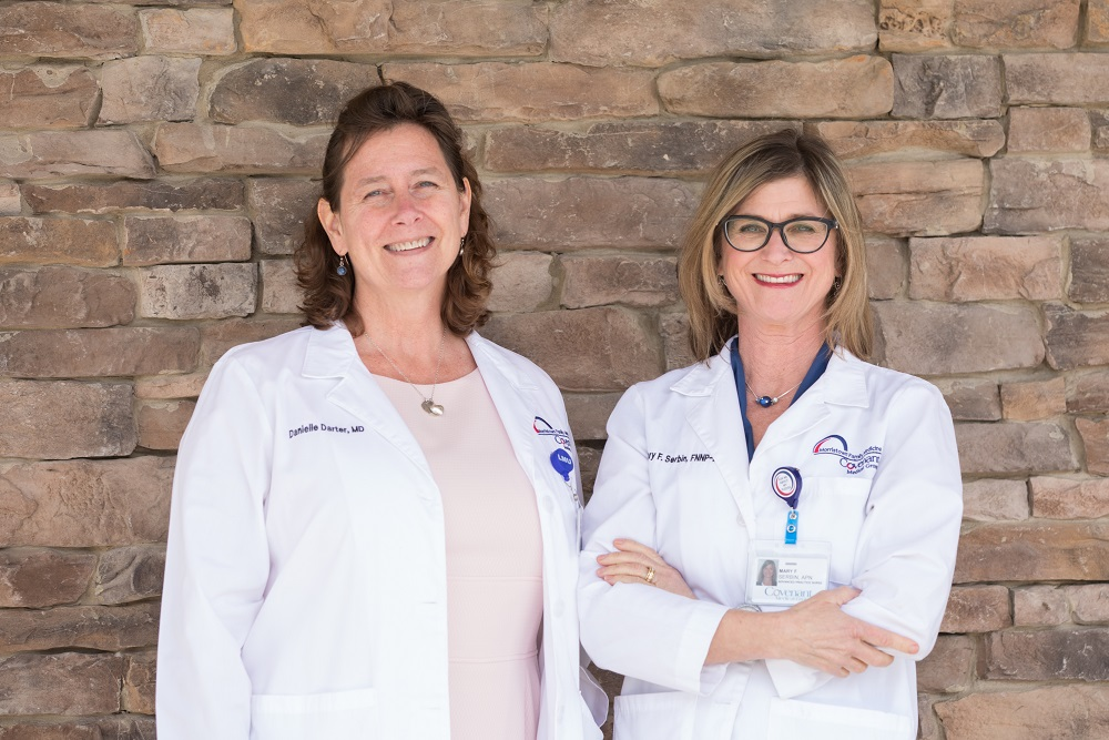 The primary care team at Morristown Family Medicine